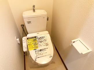 【トイレ】近江八幡市鷹飼町東2丁目 中古戸建