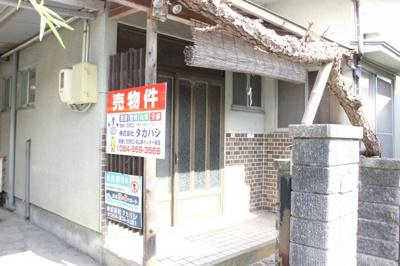 【玄関】坪生町350万円中古戸建