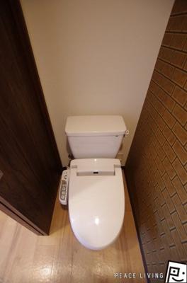 【トイレ】庄町川上マンション