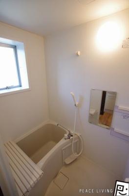 【浴室】庄町川上マンション