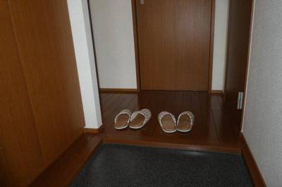 【玄関】ボンシャンス