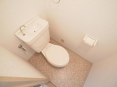 【トイレ】シュトラーセ泉