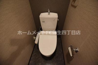 【トイレ】ラフィーネレジデンス