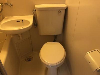 【トイレ】コーポタカヤマ
