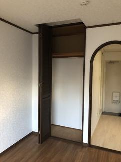 【収納】コーポタカヤマ