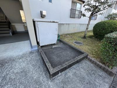 【洋室】富田第二住宅64号棟