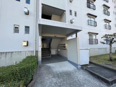 【その他共用部分】富田第二住宅64号棟