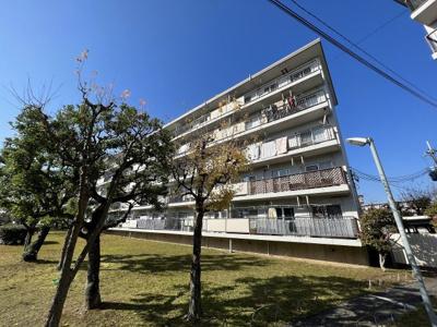 【外観】富田第二住宅64号棟