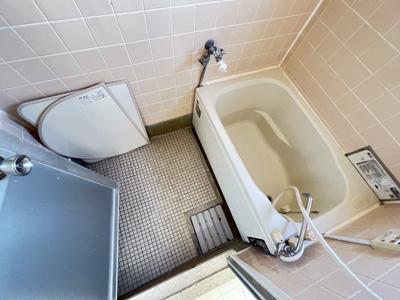【浴室】富田第二住宅64号棟