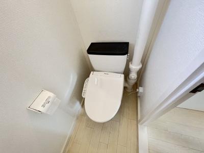 【トイレ】富田第二住宅64号棟