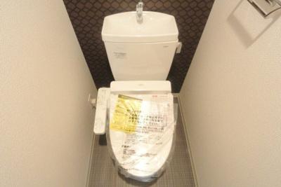 【トイレ】エスリード福島ラグジェ