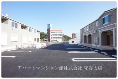【駐車場】百日紅B