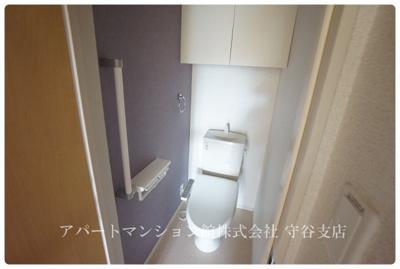 【トイレ】百日紅B