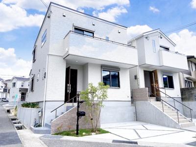 【外観】神戸市垂水区狩口台5丁目 新築戸建