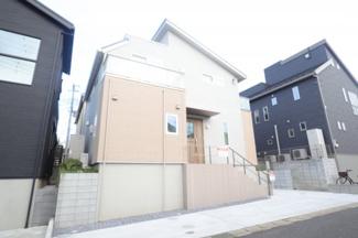 四街道市物井 新築一戸建て 物井駅 カースペース3台駐車可能です!
