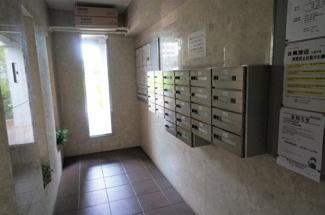 郵便ポストです。