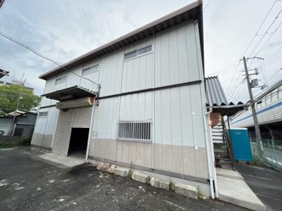 【外観】小中島貸倉庫