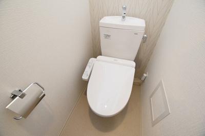 【トイレ】エスリード弁天町ポートヴィラ