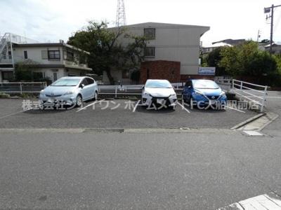 【駐車場】フローフリー