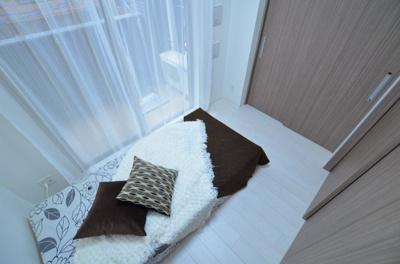 【寝室】ファーストフィオーレ本町イーストⅡ