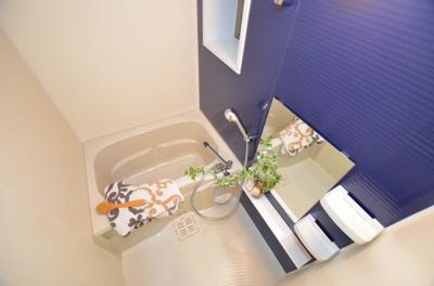 【浴室】ファーストフィオーレ本町イーストⅡ