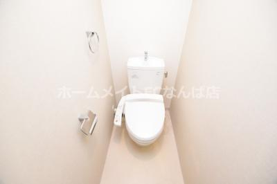 【トイレ】レオンコンフォート本町東