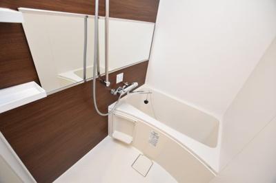 【浴室】レオンコンフォート阿波座西