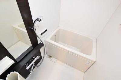 【浴室】エステムコート難波Ⅳアトリ