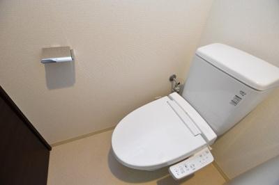 【トイレ】エステムコート難波Ⅳアトリ