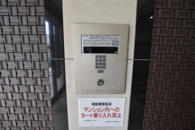 【セキュリティ】エステムコート難波サウスプレイスⅤエレージュ