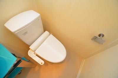【トイレ】エステムコート難波サウスプレイスⅤエレージュ