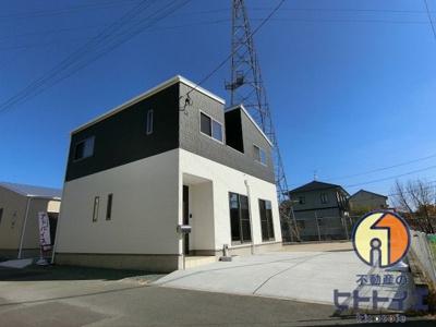 【外観】筑後市長浜新築 2階建住宅