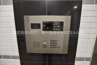 【セキュリティ】ダイドーメゾン大阪谷町