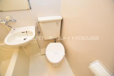 【トイレ】TOA瓦屋町
