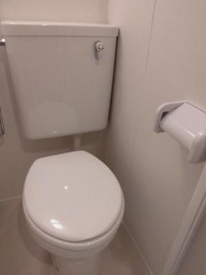 ホーム幕張本郷のトイレ