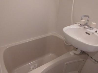 ホーム幕張本郷の風呂