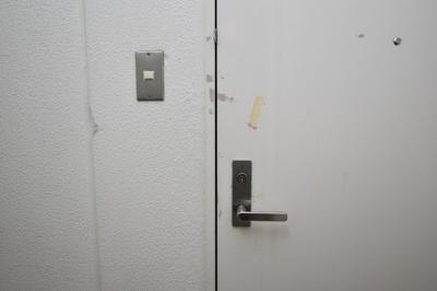 【玄関】マンション・イン瓦屋町パートⅢ
