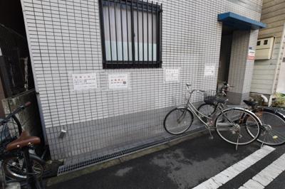 【その他共用部分】マンション・イン瓦屋町パートⅢ