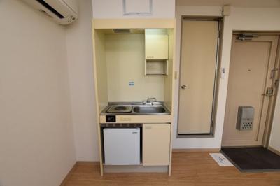 【キッチン】マンション・イン瓦屋町パートⅢ