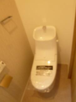 【トイレ】守山市二町町 1号地 新築戸建