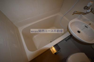 【浴室】アリタマンション長瀬