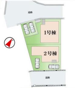 【区画図】松葉町3丁目