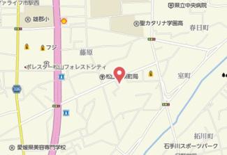 【地図】スプリング小栗