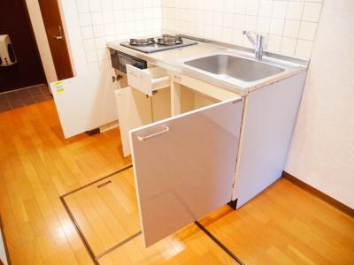 【キッチン】グランドスクエア