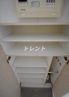 【玄関】HF三田レジデンスⅡ