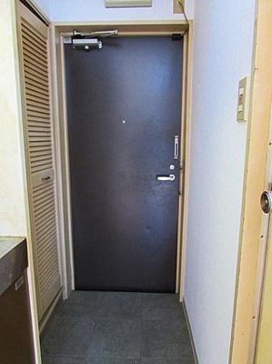 【玄関】ジーエスハイム高速神戸