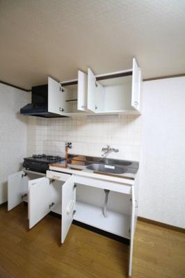【キッチン】西谷コーポ