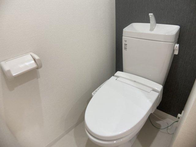 【トイレ】フォアール中村町