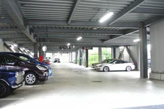 敷地内自走式駐車場