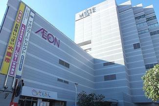 イオン野田阪神 生活施設充実しています